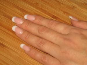 Здоровые красивые ногти